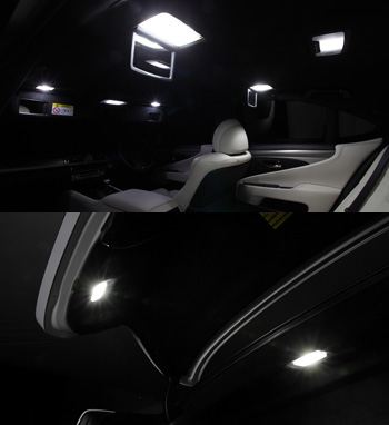 SMART LED LEXUS NEW LS 13点セットイメージ