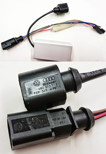 Smart AUTO FOG KIT for AUDI